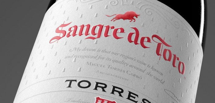The iconic Sangre de Toro with it's little black plastic bull attached to the neck of the bottle is celebrating sixty years with a modern new look and design. It was created in 1954 by Miguel Torres Carbo, part of the third generation to head Bodegas Torres, who explored the vineyards in the early 1950s in his Renault 44 in search of the Mediterranean's most prized red grapes - Garnacha and Cariñena - with the aim to make a wine that would fully express the authentic character of the land of his upbringing.