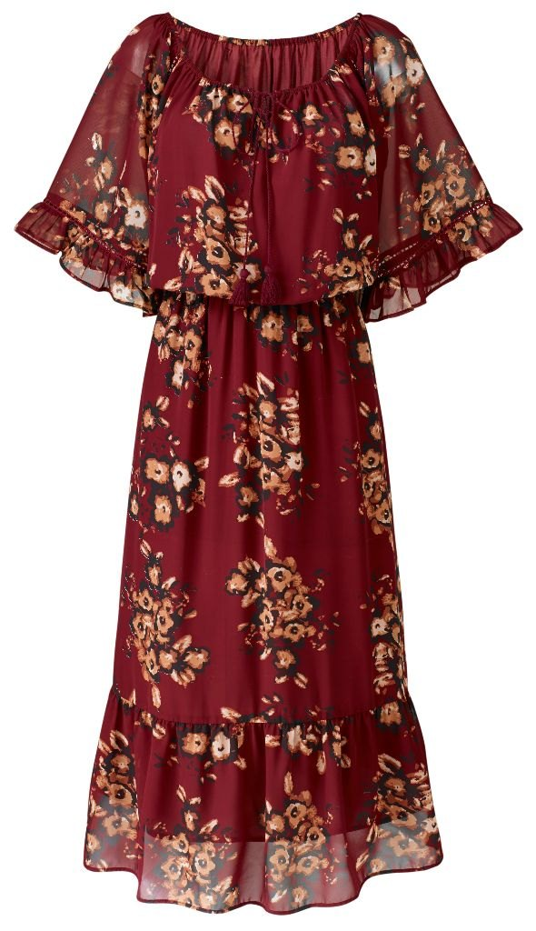 JD Williams Gypsy Dress