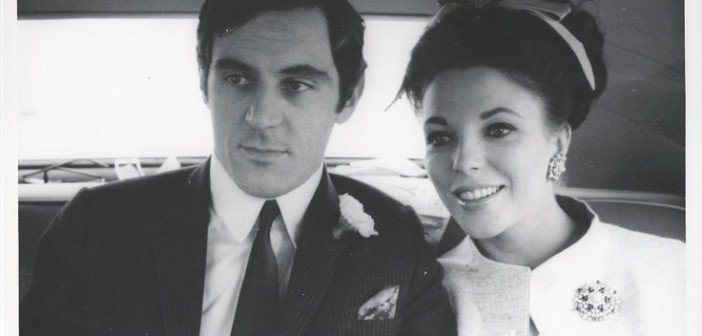 Joan and Anthony Newley