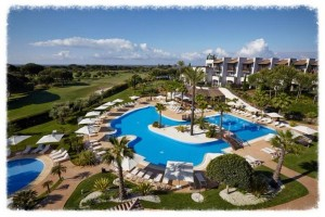 5* El Rompido Golf Resort Huelva, Spain