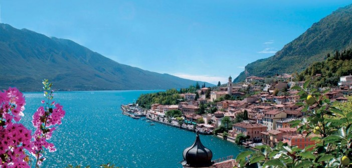 Lake Garda, one of many overseas travel offers from SeniorTimes