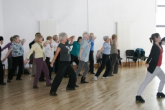 CoisCeim and older people dancing