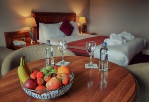 McWilliam Park Hotel + Bedroom