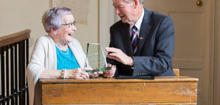 Dublin granny named Specsavers Grandparent of the Year