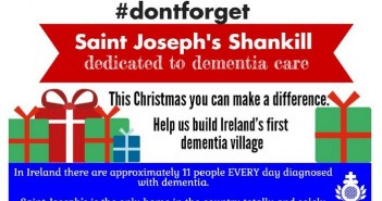 #don't forget St Joseph's Christmas Appeal x700