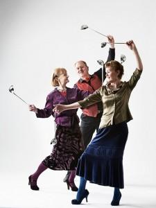 Dance Ensemble, a performance group for people aged 50+