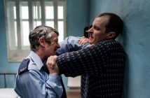 Barry Ward and Tom Vaughan-Lawlor in new Irish prison drama MAZE