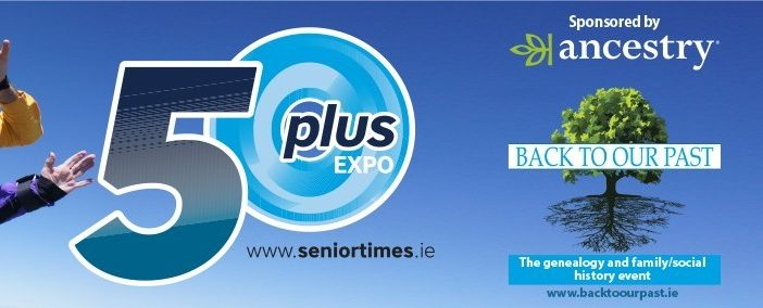 Ancestry 'Delighted to Sponsor 50 Plus Expo and Back to Our Past Events