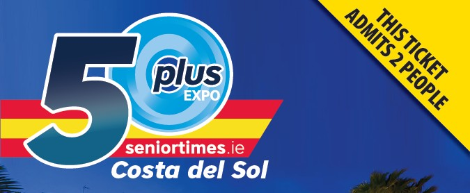Full Line Up Announced for 50 Plus Expo Spain