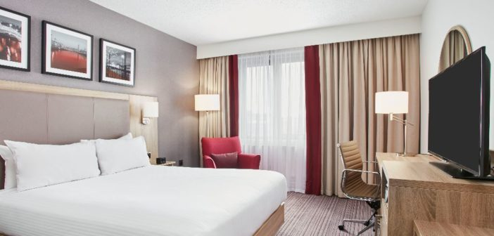 Win a nights stay for 2 people in the Hilton Garden Inn with tickets to EPIC