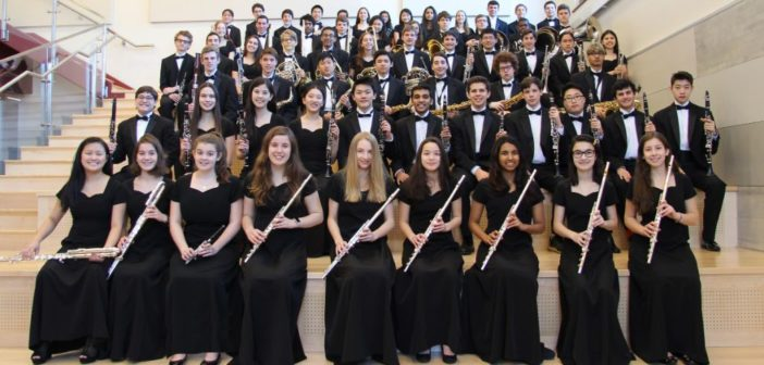 15 pairs of tickets to be won to see Scarsdale High School – Harmonic Bridges