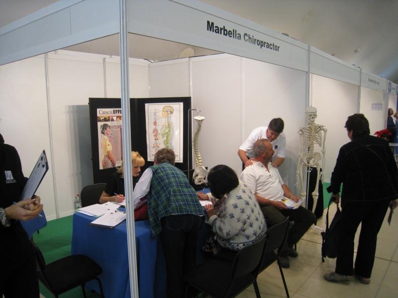 Marbella Chiropractor