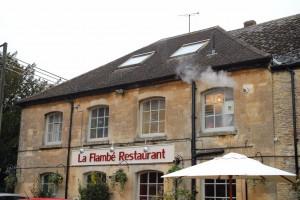 La Flambe, Sutton Benger
