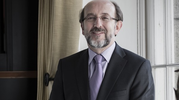 President of DCU, Prof. Brian MacCraith