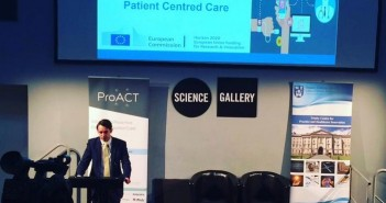 Dr John Dinsmore speaks about ProACT.