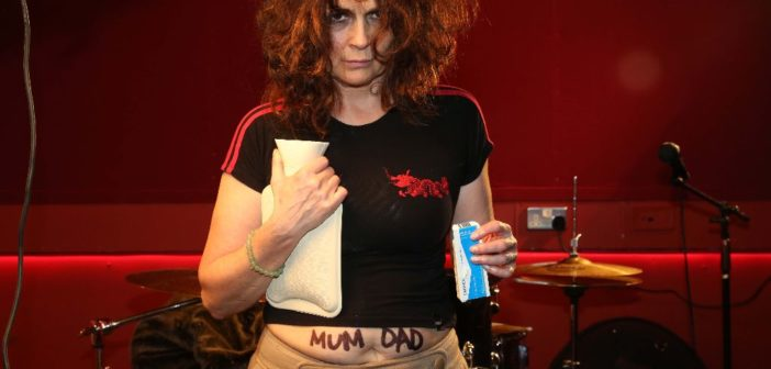 Shame at Dublin Fringe Festival - photo by Derek Speirs