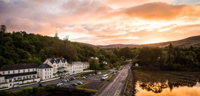 Win a Golden Getaway to Glengariff with Eccles Hotel