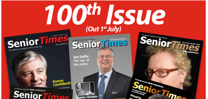 Help Us Celebrate 100 Issues of SeniorTimes