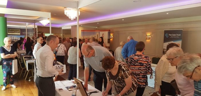 Midlands 50 Plus Expo Voted A Huge Success