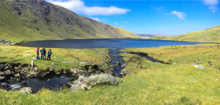 Explore the beauty of Kerry with a walking weekend at The Rose Hotel