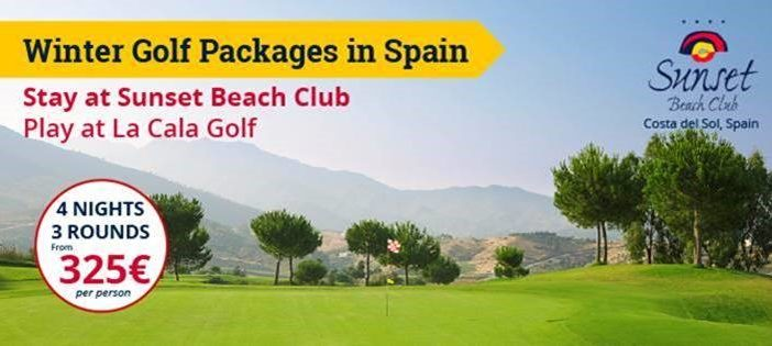 Winter Golf Packages on the Costa del Sol