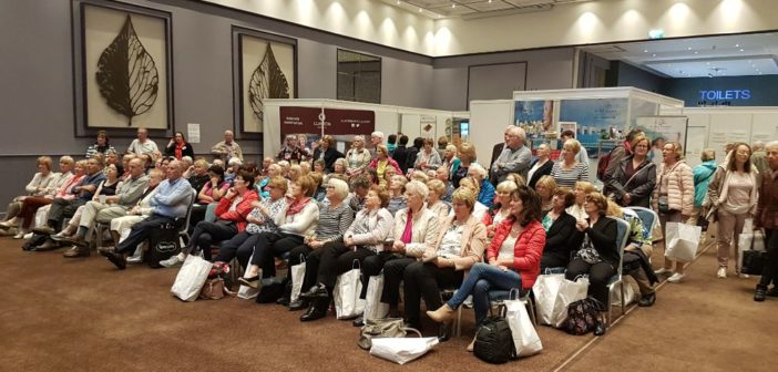 Over 1,200 people attend the Galway 50 Plus Expo