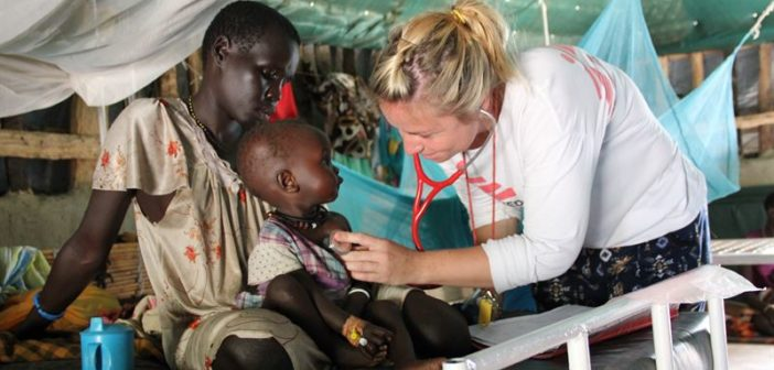Find out how you can support MSF's work by leaving a gift in your Will