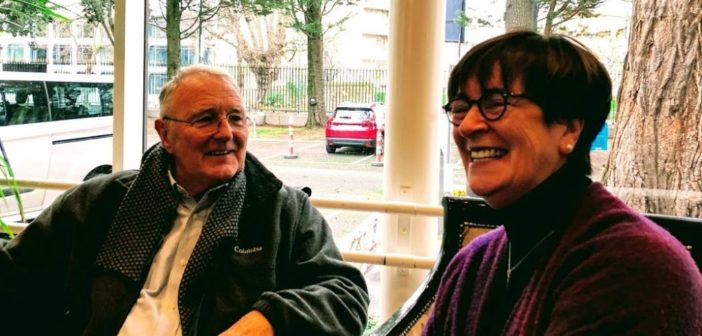 Mike Murphy meets Senator Marie-Louise O'Donnell – Episode 4 of the SeniorTimes Podcast Series