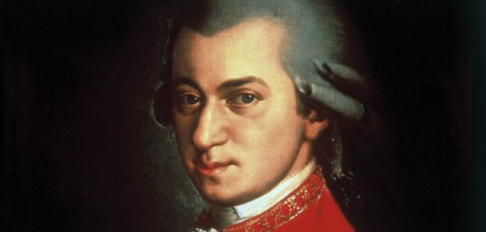 Mozart: the myth and the magic
