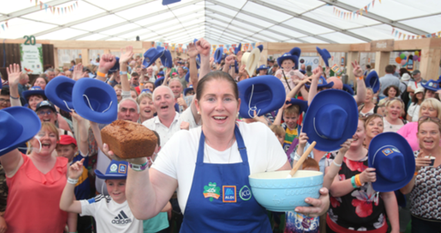 Aldi launches the National Brown Bread Baking Competition 2020