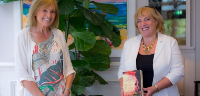 Mary Kennedy meets Patricia Scanlan – your chance to win a signed copy