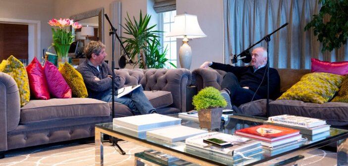 Charlie Bird meets Hotelier and Philanthropist John Fitzpatrick