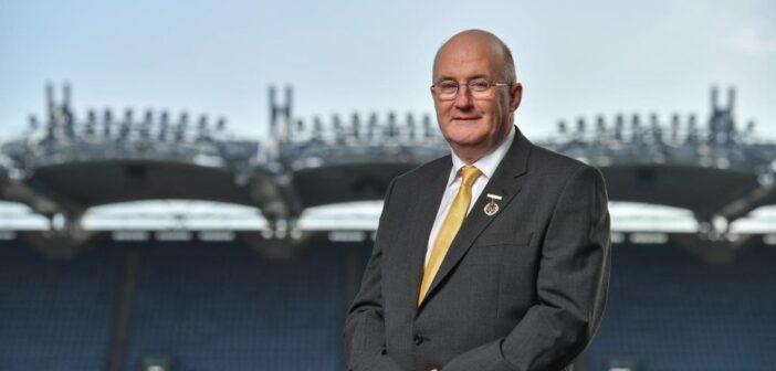 Robbie Irwin talks to GAA President, John Horan in the latest SeniorTimes Podcast