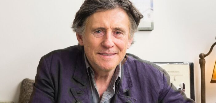 Gabriel Byrne profiled in the March April Issue – Out on Friday