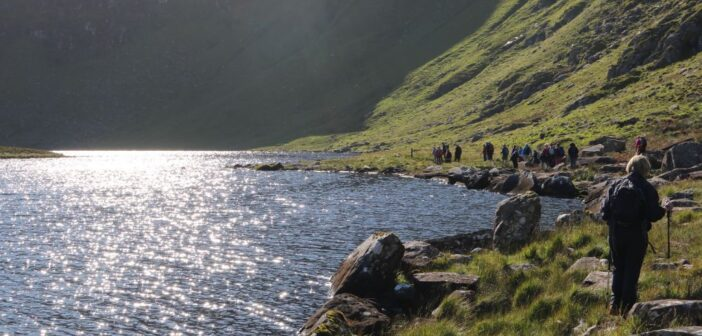 Walking weekends in Kerry this Autumn
